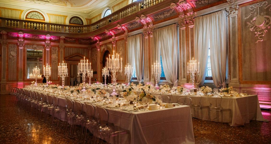 Армянская свадьба в историческом венецианском палаццо