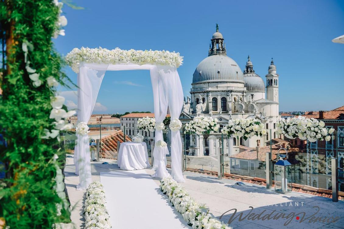 Как провести юбилей свадьбы в Венеции