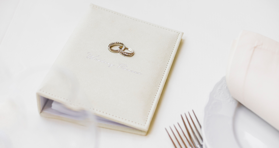 Список из wedding planner: как спланировать свадьбу за 12 месяцев