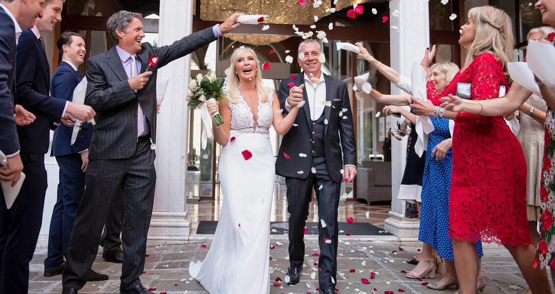 Вторая свадьба в Венеции: романтическая история Евы и Крейга