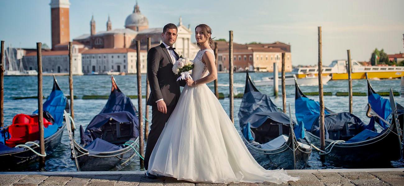Свадьба в Венеции без осложнений
